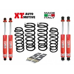 KIT DI RIALZO +6 CM COMPLETO XT AUTOMOTIVE PRO VERSION PER NISSAN PATROL...