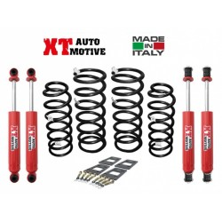 KIT DI RIALZO +6 CM XT AUTOMOTIVE PER NISSAN PATROL GR Y60