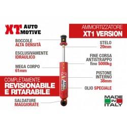 XT ISUZU D MAX DAL 2003 AL 2012 POSTERIORE