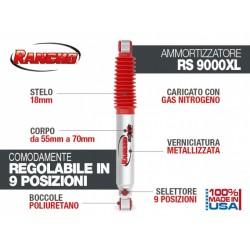 RANCHO 9000 XL JEEP WRANGLER TJ POSTERIORE