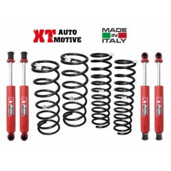 KIT DI RIALZO COMPLETO XT AUTOMOTIVE +6 CM PER MERCEDES G