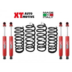 KIT DI RIALZO COMPLETO XT AUTOMOTIVE +10 CM PER TOYOTA LJ-KZJ 70/73 FARO...