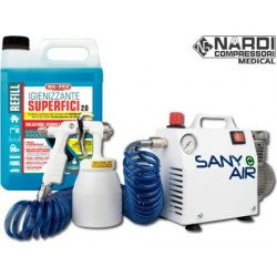SANY+AIR Kit Sanificazione Ambiente