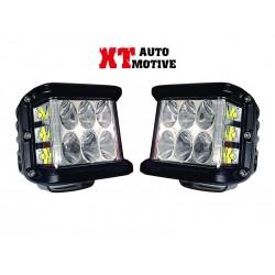 COPPIA FARI LED XT 6000lm  45W+45W