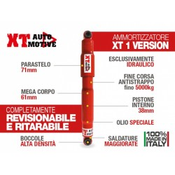 copy of AMMORTIZZATORE XT AUTOMOTIVE PER HYUNDAI GALLOPER ANTERIORE